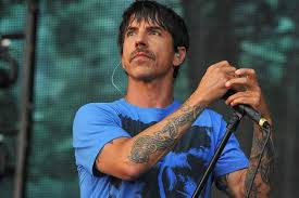 10 intriguing facts about red chili peppers u0027 anthony kiedis