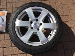 bmw 5 series e60 e61 winter alloys u0026 tyres 225x50x17 dunlop sp