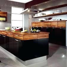 cuisine blanche sol noir cuisine bois et noir moneykings