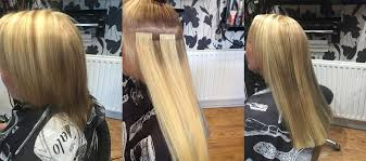 best hair extension method gallery dona hair salon in redhill