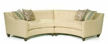 Contemporary Curved Sofa Sectional Sofas 25 Contemporary Curved And Sectional Sofas