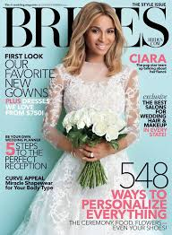 brides magazine ciara covers brides magazine talks wedding plans i m going to do