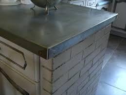maison du monde cuisine zinc cuisine en zinc dsc03610 meuble cuisine zinc maison du monde