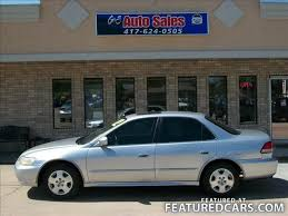 2002 silver honda accord honda used cars for sale featuredcars com