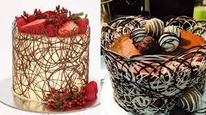 pour cuisiner comme un pro décorez votre gâteau comme un pro avec ce tuto pour réaliser une