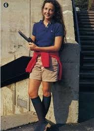 80s party costume idea preppy like totally 80s