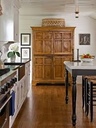 kitchen armoire cabinets kitchen armoire houzz