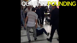 brawl starts in mcdonald u0027s after actor is accused of jumping the