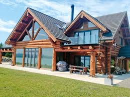 log house 10 things you may not know about building a log home in new zealand