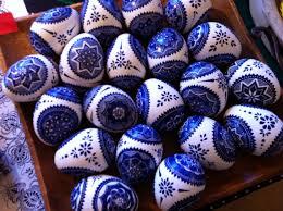 Sorbische Ostereier Sorbian Easter Eggs Easter Ornaments