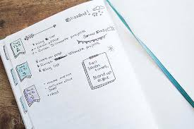 daily layout bullet journal bullet journal update the house of plaidfuzz