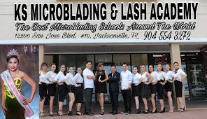 makeup classes in jacksonville fl permanent make up course ks microblading eyebrows lash academy
