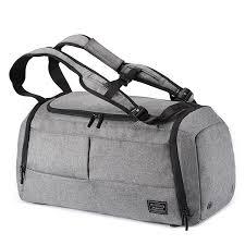 mens travel bag images Mens travel bag duffle bag large capacity gym bag with separate jpg