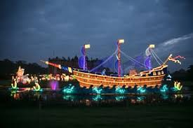 the best winter light festivals across the uk travel the guardian