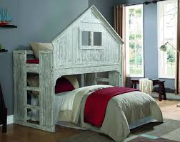 Design Your Dream Room Cool Bunk Beds With Club House Design Twin Size Loft Bed Dream