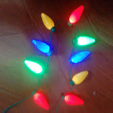 2017 festival necklace led light up plastic flashlight luminous