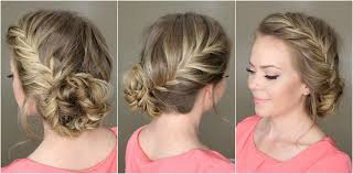 bun hairstyles videos for short to long hair hair updos