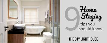 bathroom staging ideas 9 home staging tips you should know the diy lighthouse