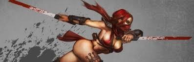 Skarlet Mortal Kombat Halloween Costume Hands Mortal Kombat Skarlet Dlc