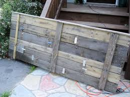 What Is The Width Of A King Size Headboard by Upcycling Pallet Headboard