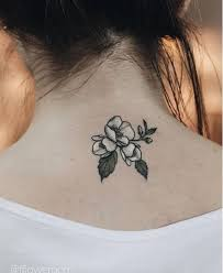 50 cute and small back neck tattoos ideas 2018 page 5 of 5