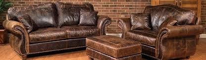 Henredon Leather Sofa Collection In Traditional Leather Sofas Traditional Leather Sofas