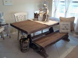 kitchen table with bench seating u2013 home design and decorating
