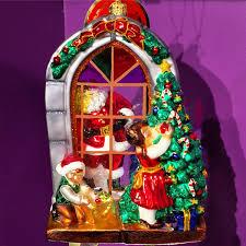 christopher radko preparing for santa and toys