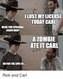 Carl Walking Dead Meme - walking dead carl s 10 greatest moments hollywood reporter