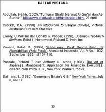 daftar pustaka merupakan format dari contoh cara penulisan daftar pustaka yang benar tourworldinfo