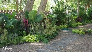 transformed into a tropical garden oasis thai garden design