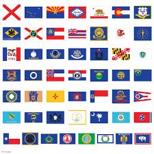 Michigans State Flag Cricut 50 States