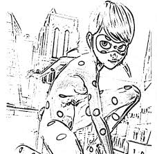 miraculous ladybug coloring game chip games