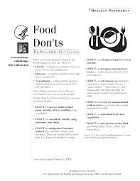 foods to avoid during pregnancy u2013 first 5 nevada county