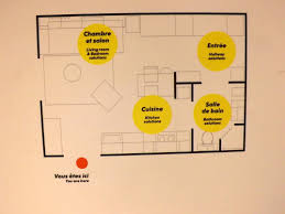 Front Living Room 5th Wheel Floor Plans 270 Sq Ft Floor Plan By Ikea Dream Home Pinterest Tiny