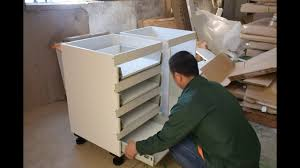 ke kitchen cabinets factory cabinet assemble youtube