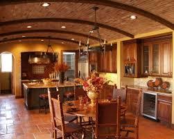 cuisine paysanne 20 belles cuisines au décor toscan designdemaison