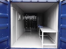 Hire A Shipping Container For Storage Bespoke Shipping Container Converted For A Bottling Plant