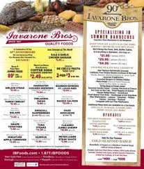 iavarone bros catering menu pages 1 32 text version fliphtml5
