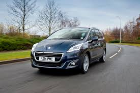 list of peugeot cars peugeot 5008 by car magazine