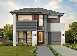 narrow lot homes chion homes new home builders sydney