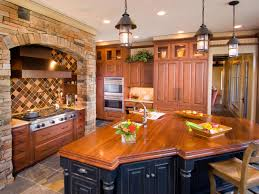 kitchen triangle design with island kitchen astonishing l shape kitchen decoration using granite top