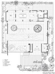 Courtyard House Floor Plans Gallery Of The Courtyard House Formwerkz Architects 11