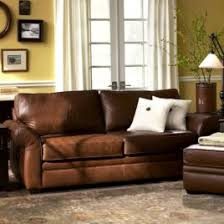 Pearce Sofa Pottery Barn by Turner Square Arm Leather 2 Piece Chaise Sectional Pottery Barn