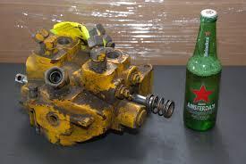 nice industrial grove crane hydraulic valve bank 2 spool inv u003d22027