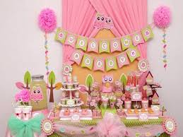 owl themed baby shower decorations owl theme baby shower decorations ideas s party plans