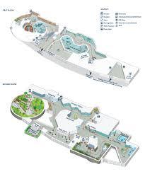 gift shop floor plan aquarium map