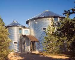 architecture grain silo homes door brown prefab home kits modular