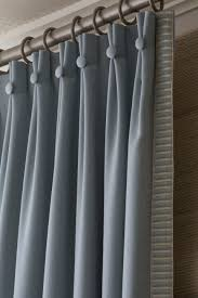 all sorts of different types of draperies and ways to hang them