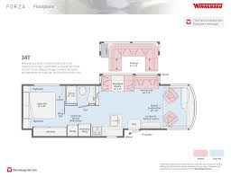 winnebago floor plans gallery home fixtures decoration ideas